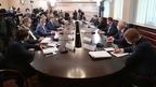 Встреча Михаила Мишустина с инвесторами Арктической зоны России