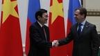 Дмитрий Медведев встретился с Президентом Социалистической Республики Вьетнам Чыонг Тан Шангом