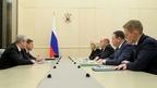 Встреча Михаила Мишустина с руководством Всероссийской политической партии «Единая Россия»