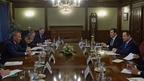 Юрий Борисов встретился с Первым заместителем Председателя Правительства, Министром иностранных дел Республики Сербия Ивицей Дачичем