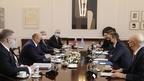 Mikhail Mishustin's talks with Prime Minister of Greece Kyriakos Mitsotakis
