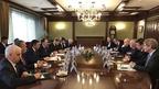Алексей Гордеев встретился со статс-секретарем Федерального министерства окружающей среды, охраны природы и ядерной безопасности ФРГ Йохеном Фласбартом