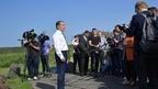 Пресс-конференция Дмитрия Медведева по завершении поездки в Дальневосточный федеральный округ