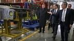 Дмитрий Медведев посетил машиностроительный завод ООО «КЛААС»