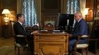 Встреча Дмитрия Медведева с временно исполняющим обязанности губернатора Кемеровской области Сергеем Цивилёвым