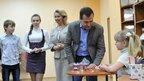 Дмитрий Медведев вместе с супругой Светланой посетил детский дом «Звёздный» в Иваново и пообщался с его воспитанниками