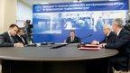 Совещание по вопросам развития сети многофункциональных центров по предоставлению государственных и муниципальных услуг