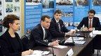 Встреча с экспертами по вопросам повышения безопасности дорожного движения