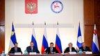 Заседание Государственной комиссии по социально-экономическому развитию Дальнего Востока, Республики Бурятия, Забайкальского края и Иркутской области