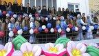 Дмитрий Медведев посетил центр отдыха и оздоровления детей «Сосновый бор» в Якутии