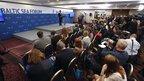 Пресс-конференция Дмитрия Медведева по итогам Форума Балтийского моря