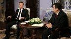 Российско-сербские межправительственные переговоры