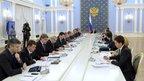 Заседание Правительственной комиссии по контролю за осуществлением иностранных инвестиций