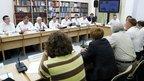 Совещание-видеоконференция об организации детского отдыха