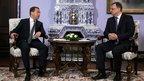 Российско-чешские межправительственные переговоры