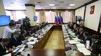 Заседание Правительственной комиссии по вопросам социально-экономического развития Северо-Кавказского федерального округа