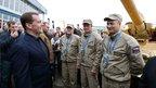 Дмитрий Медведев посетил IX Международную выставку вооружения и военной техники в Нижнем Тагиле