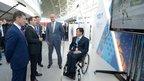 Дмитрий Медведев принял участие в старте продаж билетов на XI Паралимпийские зимние игры