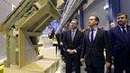 Открытие завода по производству теплоизоляционных материалов ЗАО «Парок»