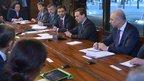 Встреча с членами Экспертного совета при Правительстве России