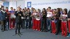 Поздравление победителей и призёров ХХII зимних Олимпийских игр 2014 года