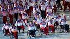 XI зимние Паралимпийские игры в Сочи