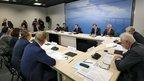Встреча Дмитрия Медведева с членами Экспертного совета при Правительстве, посвящённая улучшению бизнес-климата