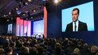 Дмитрий Медведев принял участие в Съезде депутатов сельских поселений России в Волгограде
