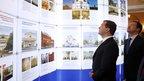 Встреча Дмитрия Медведева с ведущими российскими реставраторами