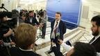 Брифинг Максима Орешкина по завершении заседания Совета глав правительств государств – членов ШОС