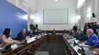 Встреча Михаила Мишустина с представителями промышленной отрасли Алтайского края