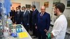 Михаил  Мишустин посетил Кубанский государственный университет