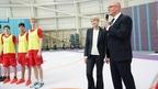 Дмитрий Чернышенко  принял участие в открытии нового спортивного  корпуса в «Сириусе»