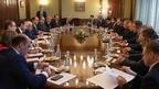 Юрий Борисов встретился с Заместителем Председателя Совета министров, Министром иностранных дел и по делам соотечественников Сирии Валидом Муаллемом
