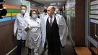 Михаил Мишустин посетил карельскую больницу скорой медицинской помощи