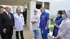 Михаил Мишустин посетил Дербентскую центральную городскую больницу