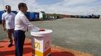Дмитрий Медведев посетил  буровую площадку месторождения Бока де Харуко