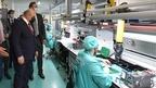 Михаил Мишустин посетил Промышленный технопарк «КСК» в Твери