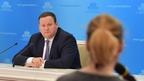 Брифинг Министра труда и социальной защиты Антона Котякова