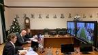 Антон Силуанов принял участие в заседании совета Евразийского банка развития