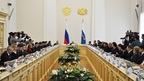 Антон Силуанов провёл в Тюмени совещание по реализации трёх национальных проектов