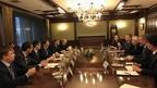 Алексей Гордеев провёл рабочую встречу с заместителем председателя германского Совета по устойчивому развитию Клаусом Тёпфером