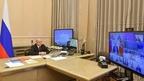 Михаил Мишустин и члены Правительства приняли участие в заседании Совета при Президенте России по стратегическому развитию и национальным проектам