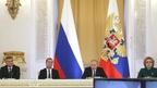 Дмитрий Медведев и ряд членов Правительства приняли участие в заседании Государственного совета