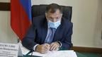 Марат Хуснуллин находится с рабочей поездкой в Кемерове