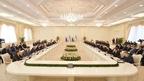 Заседание Совместной комиссии на уровне глав правительств России и Узбекистана