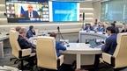Дмитрию Чернышенко представили проекты по использованию искусственного интеллекта в федеральных органах исполнительной власти