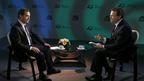 Интервью Дмитрия Медведева телеканалу CNBC