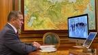Юрий Трутнев принял участие в запуске новой ЛЭП для освоения Наталкинского золоторудного месторождения