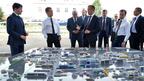 Совещание о создании территорий опережающего социально-экономического развития в монопрофильных муниципальных образованиях Российской Федерации (моногородах)